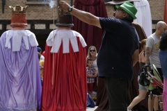 Roberto Perrino de las Heras. Tema Fiestas